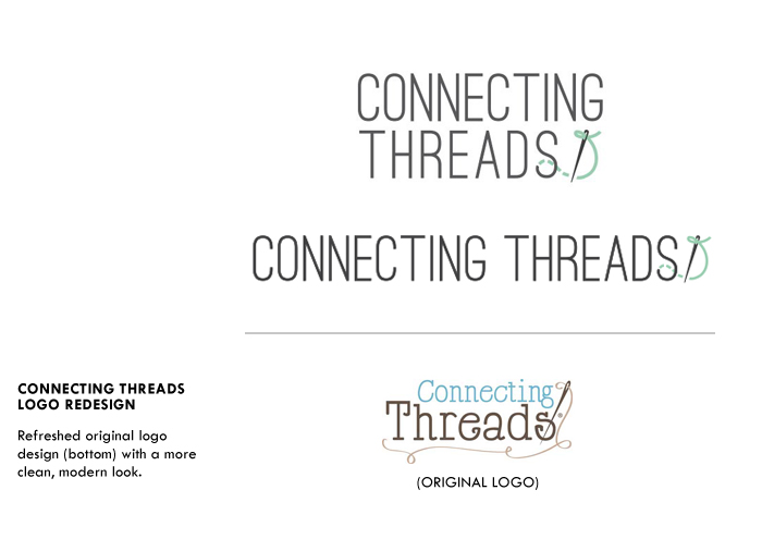 Connecting Threads – Digital/Branding